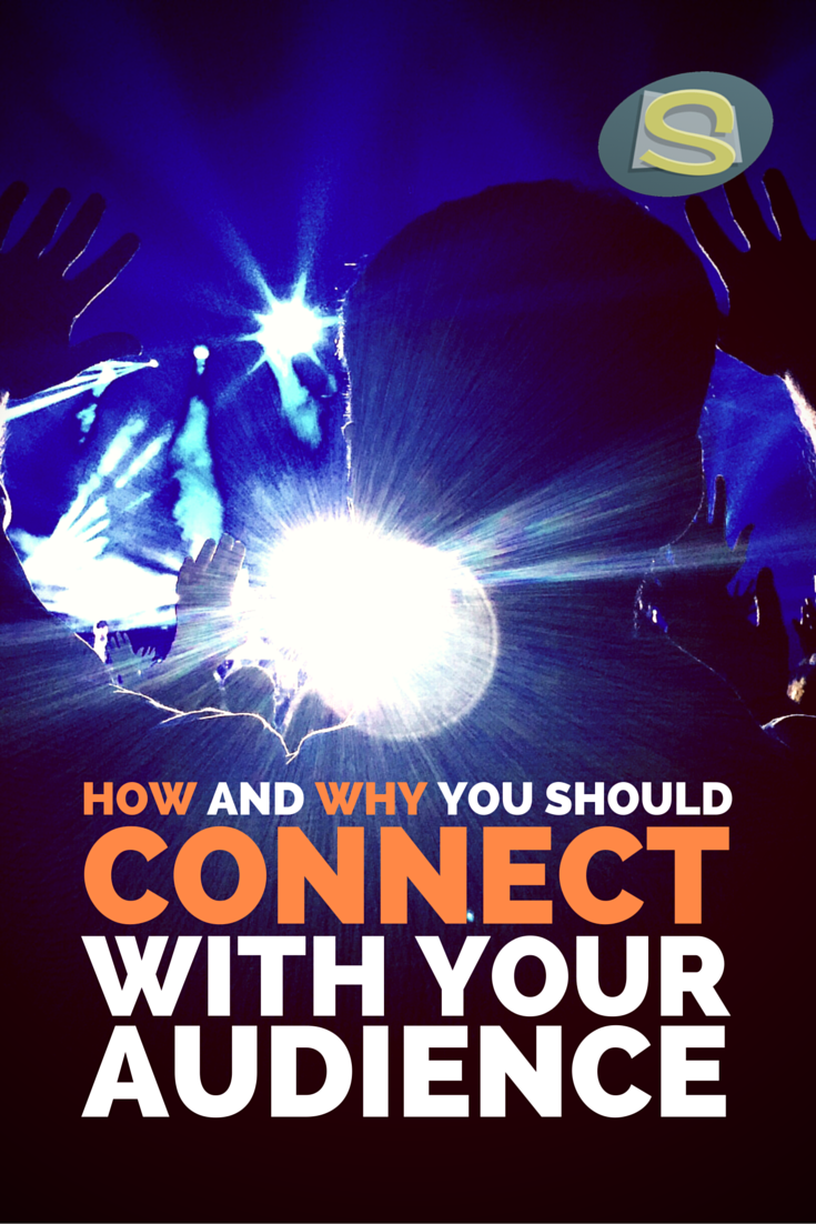 Connecting with your audience is perhaps the hardest, yet, most important part of your social media efforts. Let me give you an example on how to do that.