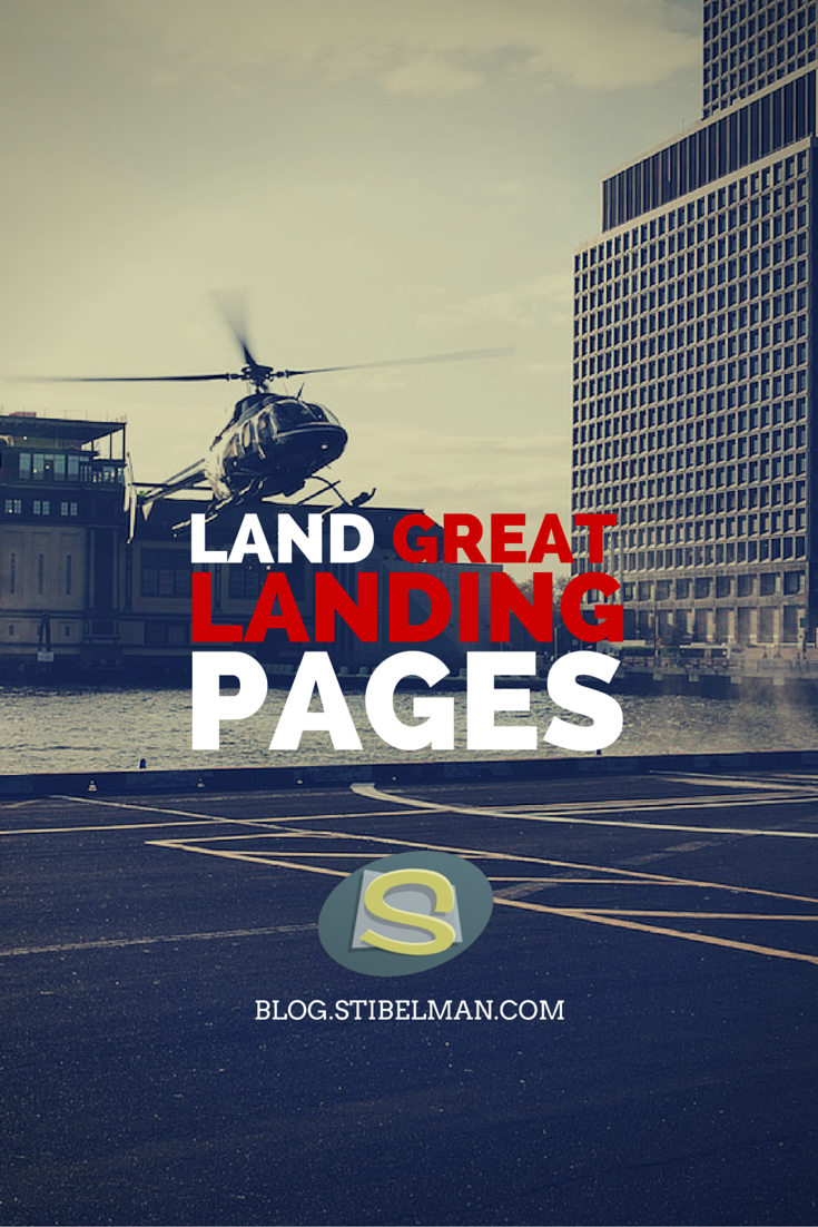 Nothing ruins trust more than a false promise. Make sure your landing pages provide what you promised on the referring link.