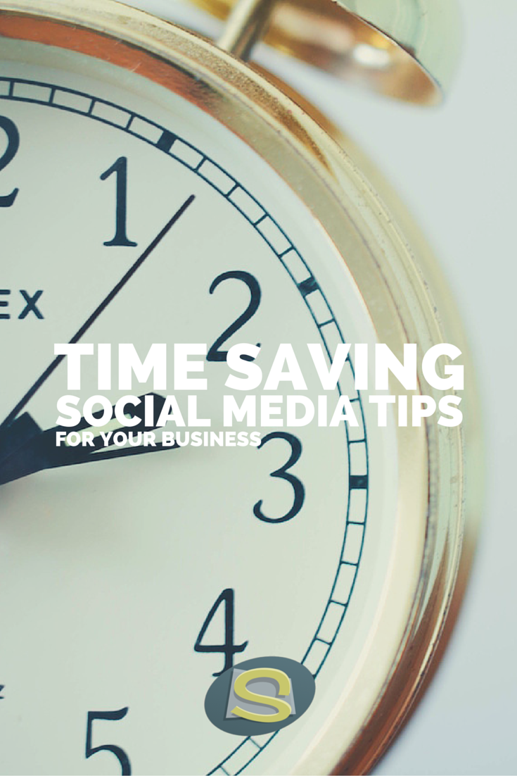 Struggling to keep your business and social media channels running at the same time? Here are a couple of time saving tips to help you keep your sanity.