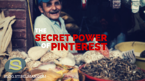 The secret power of Pinterest