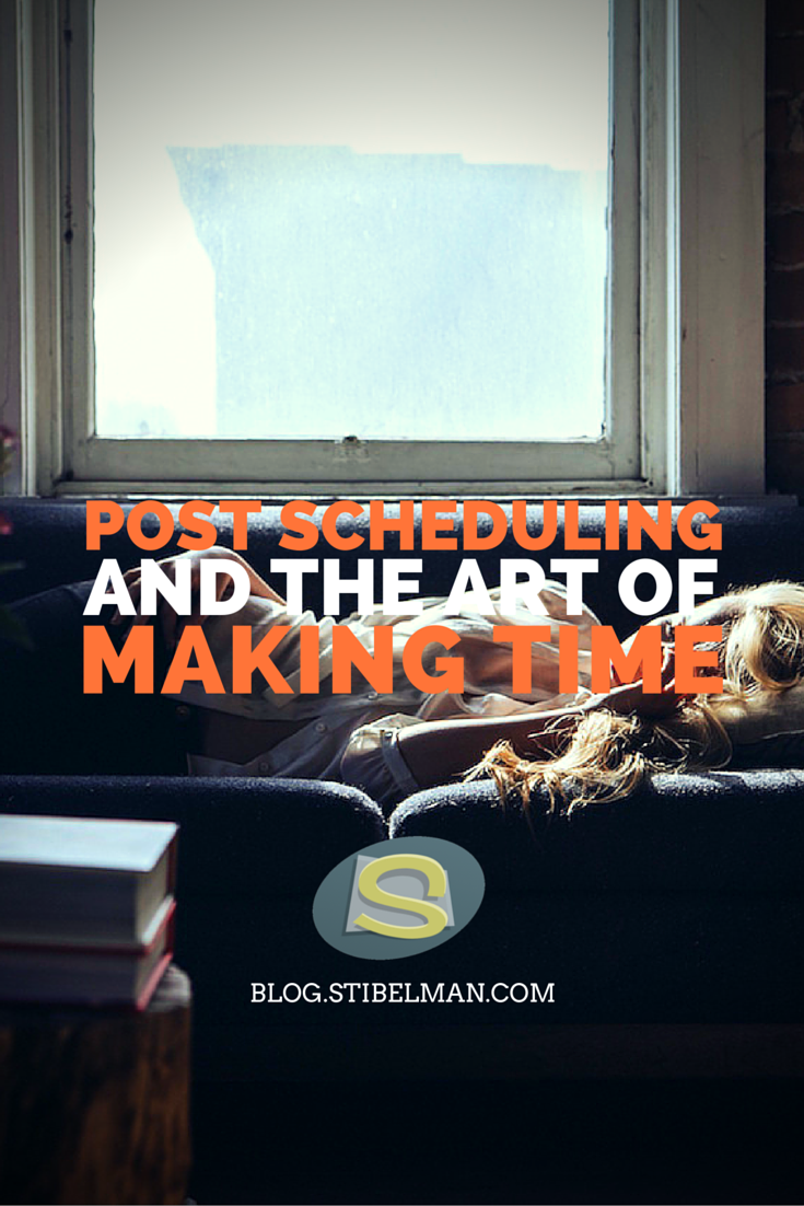 Need more time in order to be able to run your day job AND manage your social media pages? Try post scheduling and gain instant me time!