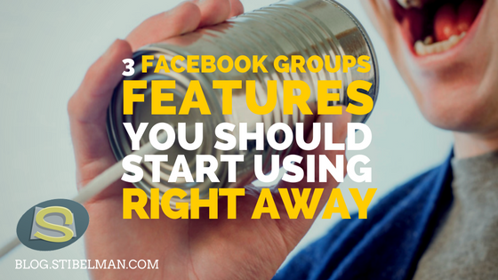 3 Facebook Groups features you should start using right away
