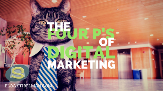 The Four P's of Digital Marketing