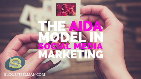 The AIDA model in Social Media Marketing