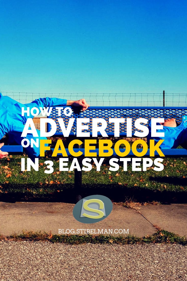 If you ever wondered how to advertise on Facebook, this is the post for you. Learn the 3 easy steps to great Facebook advertising to maximise conversions.