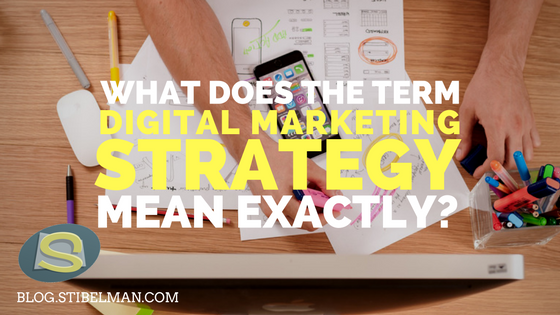 How can you start working on your digital marketing without first having a plan? And what strategy will you use? What!? You don't know what it means???