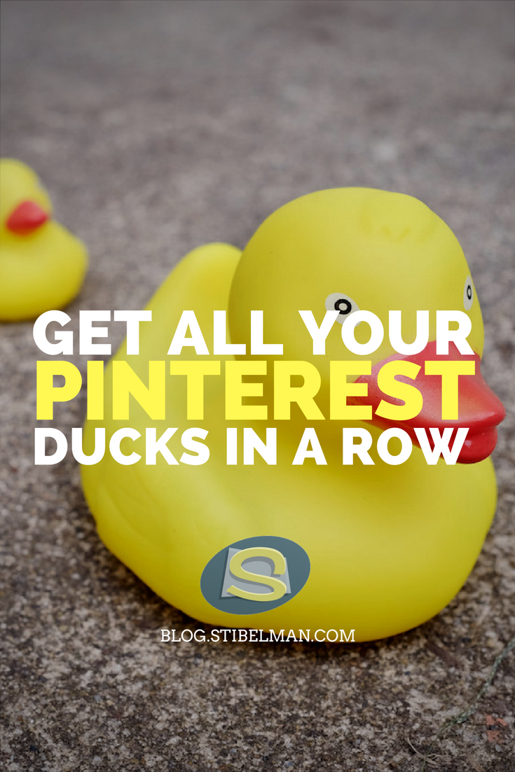 Pinterest is a social media, but also a social commerce. It has a content marketing aspect to it but will help your inbound marketing too. Anything else?