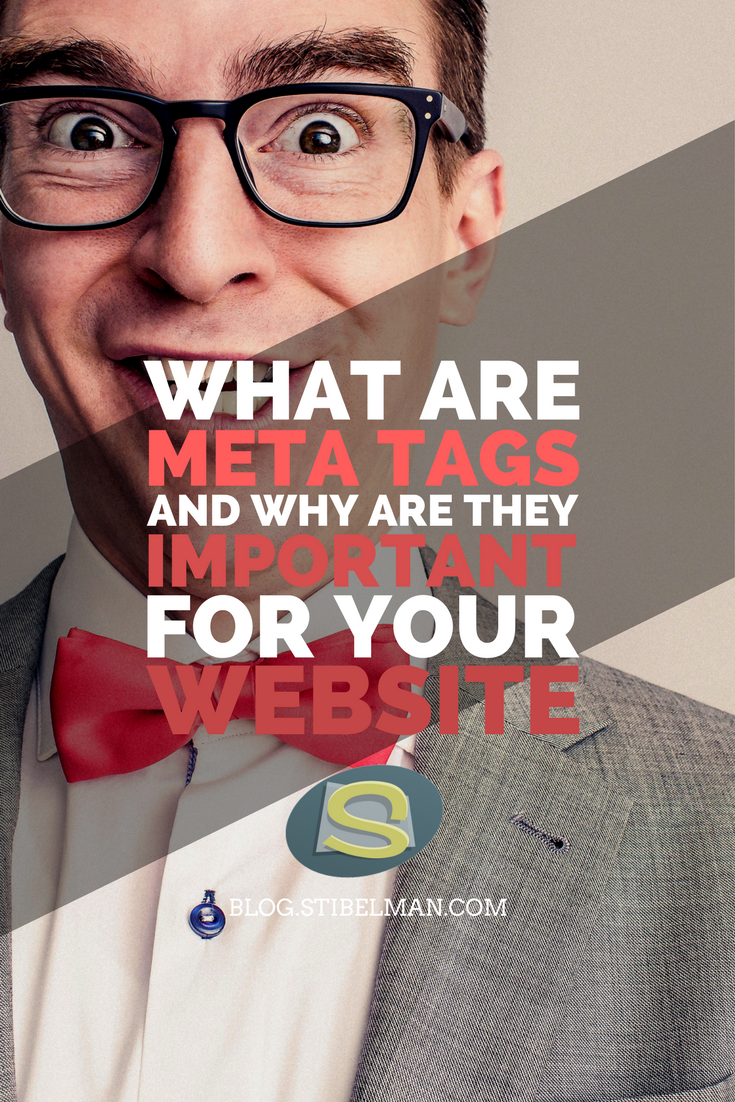 What are meta tags and why are they important for your website?