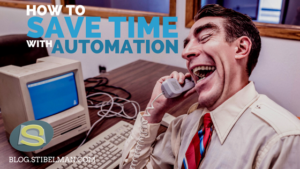 How to save time with automation