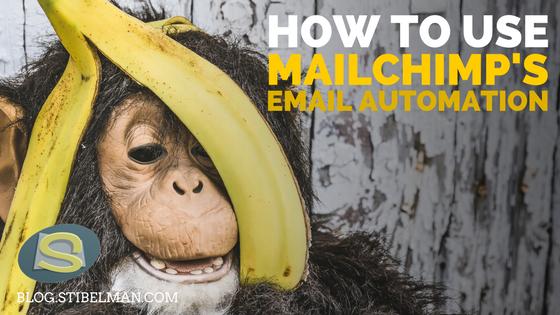 Come usare l'automatizzazione di Mailchimp