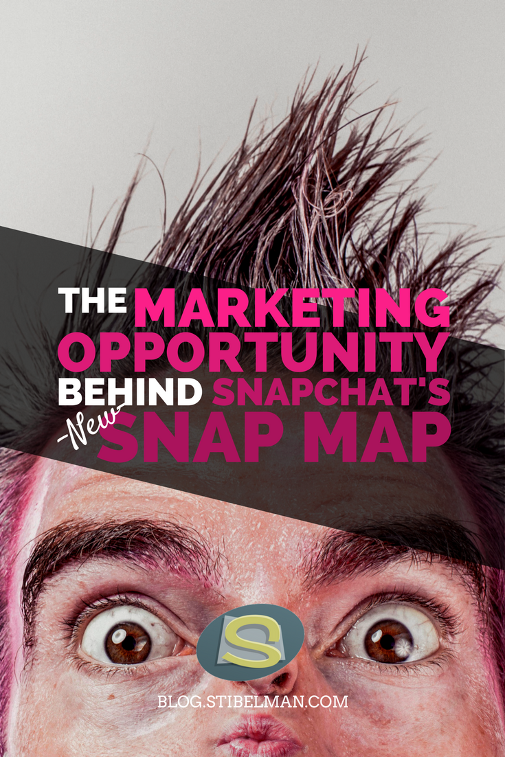 The marketing opportunity behind Snapchat's new Snap Map