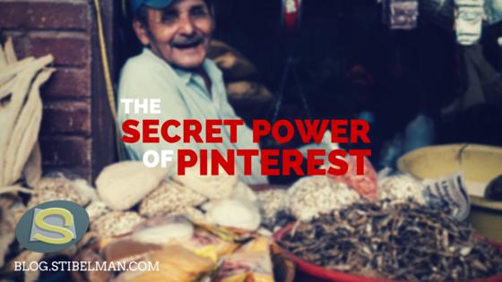 The secret power of Pinterest