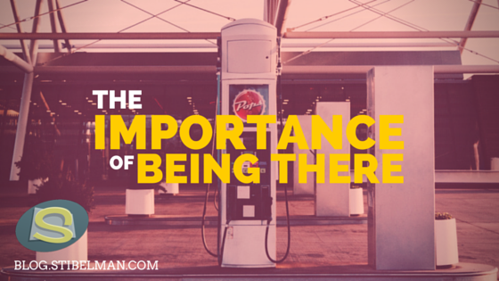The importance of being there, or how to maintain a solid online presence