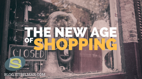 The new age of shopping