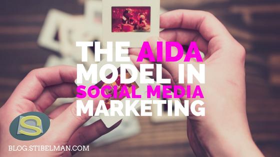 The AIDA model in Social Media Marketing