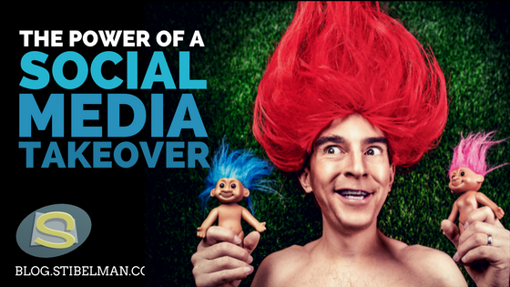 The power of a social media takeover